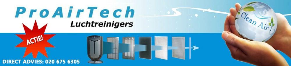 ProAirTech luchtreinigers kopen