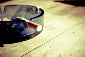 Rooklucht uit huis